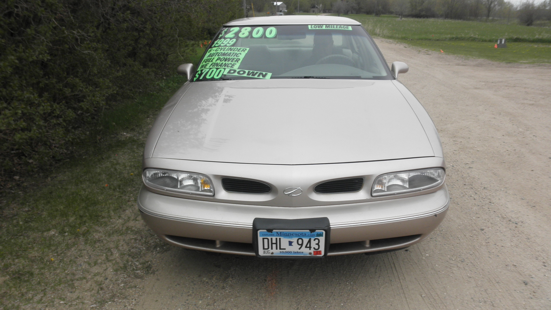 1999 Olds Eighty-eight